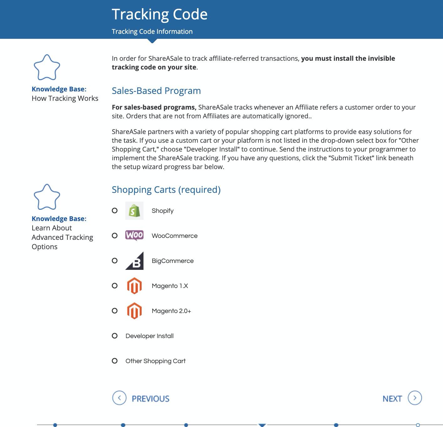 独立站联盟营销代码追踪