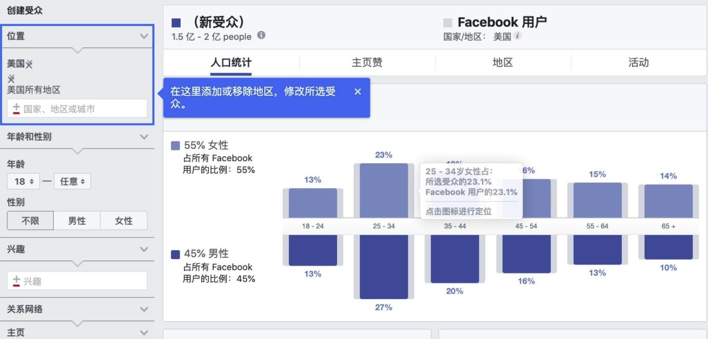 facebook引流到独立站