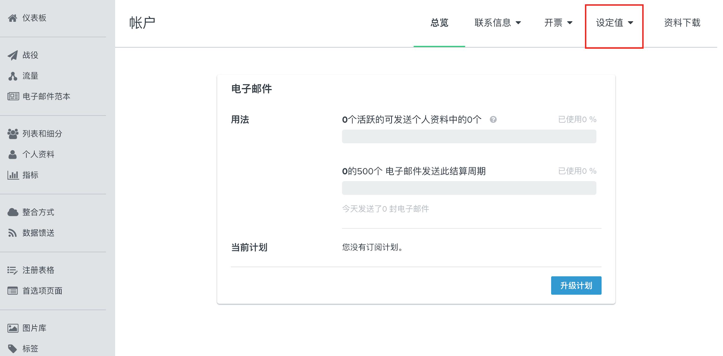 独立站插件Klaviyo-Ecommerce Marketing密钥
