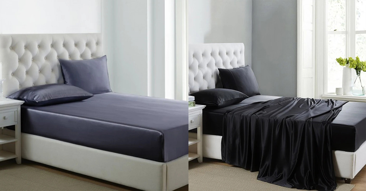 19 Momme Silk Bed Sheets