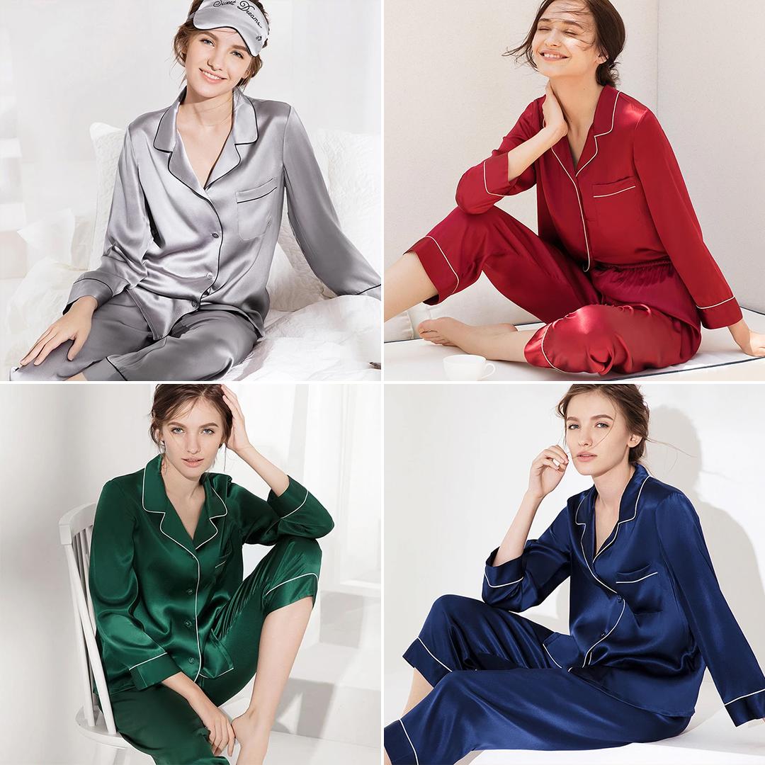 Classic Women's Pajamas Set