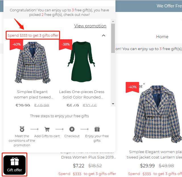 Shopify独立站如何设置优惠