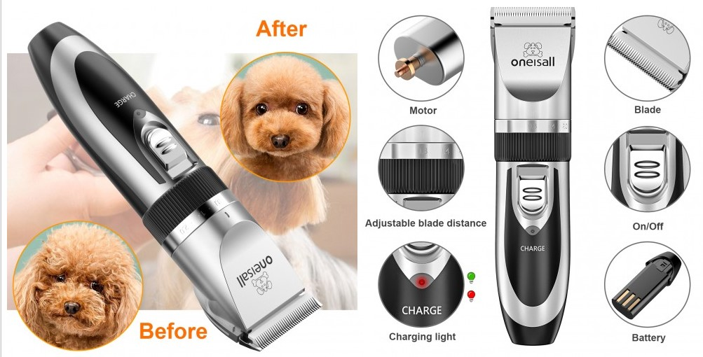 The Best Dog Clippers in 2021