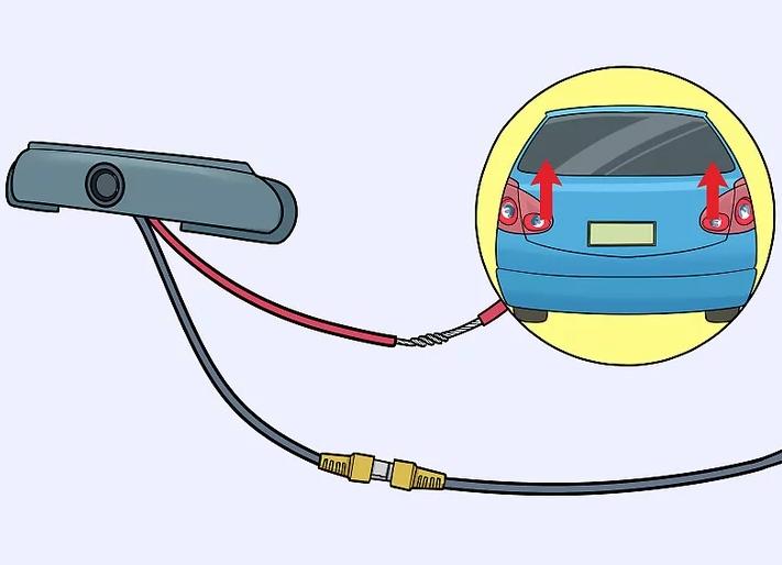backup camera, rear view camera, install backup camera
