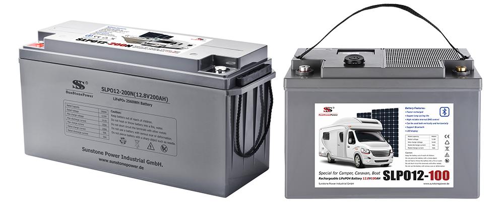 12v wartungsfreie lifepo4-batterie
