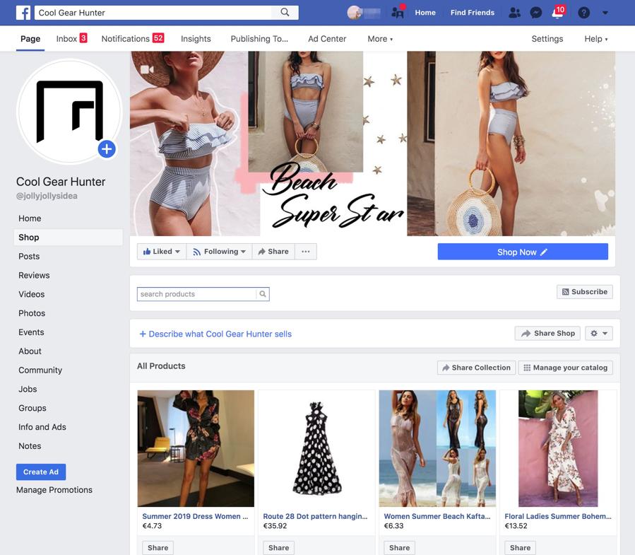 facebook独立站真的能赚钱吗